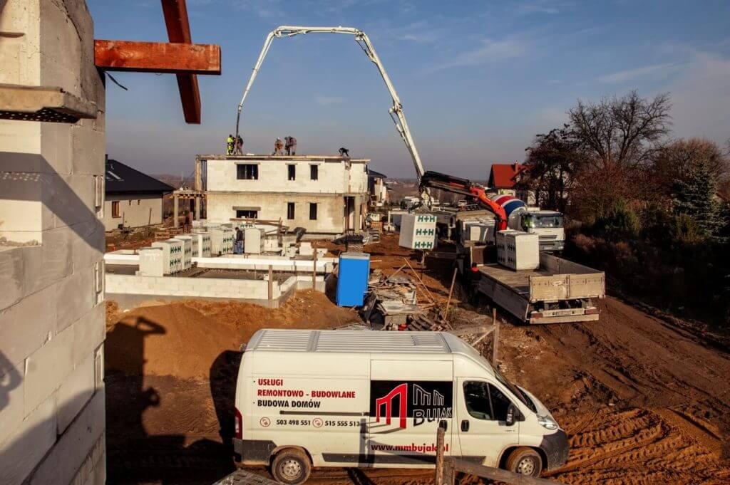 Remonty firma remontowo budowlana MM Bujak Lublin
