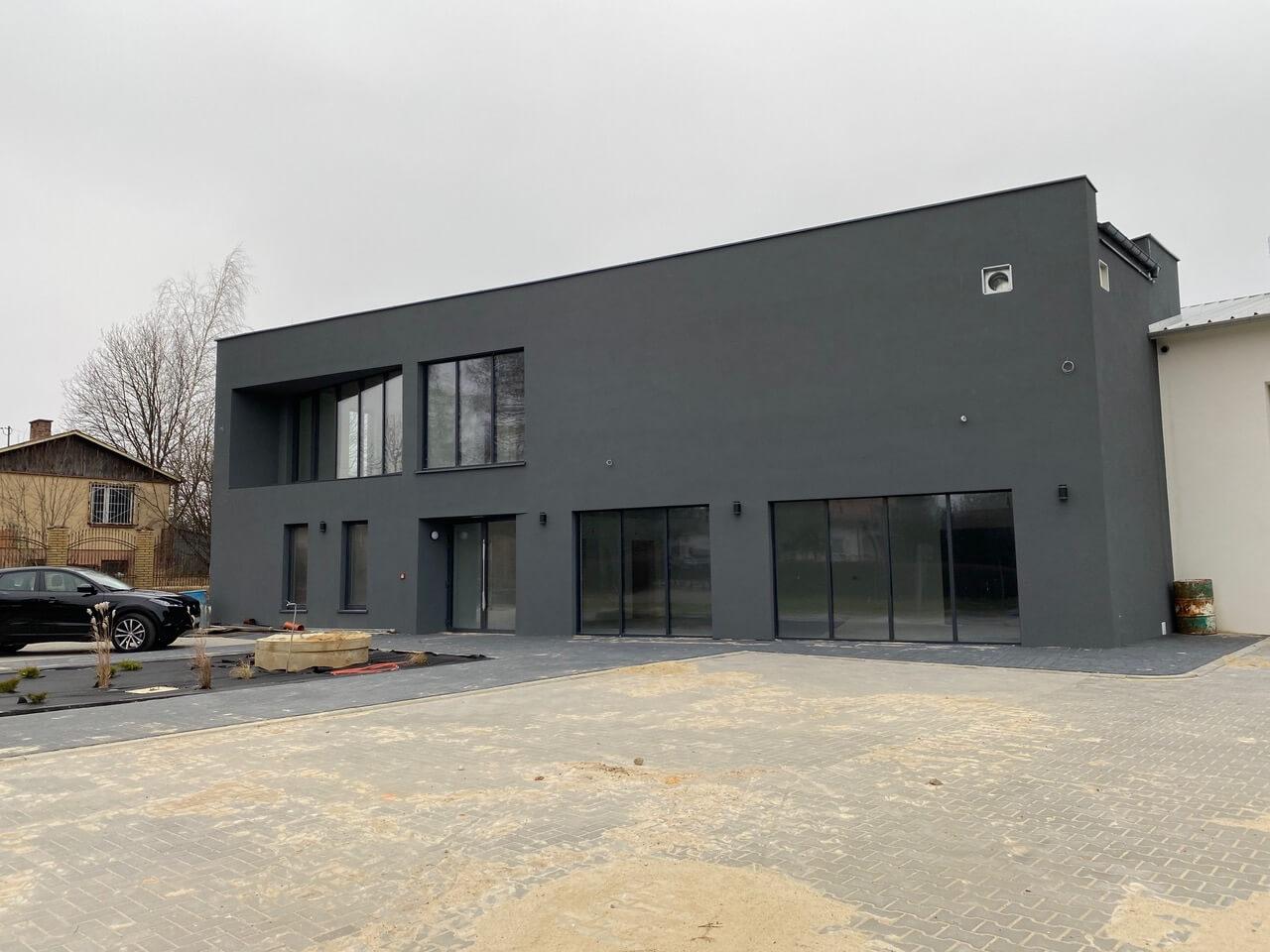 Budowa budynku gospodarczego